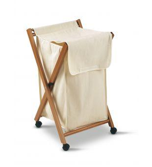 Bag in cotone ècru